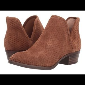 NEw in box lucky brand Baley bootie